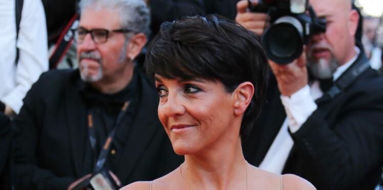 Photos - Florence Foresti assume sa féminité et ose la nuisette sexy à Cannes