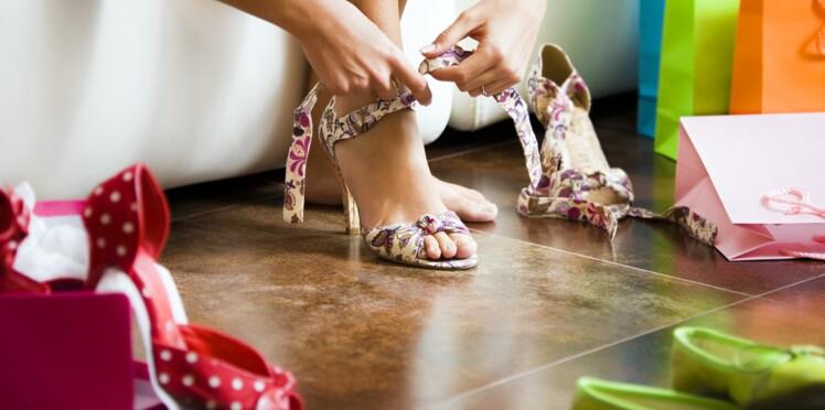 Les Françaises sont les plus grandes consommatrices de chaussures en Europe