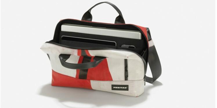 Freitag invente le sac de la geek fashion