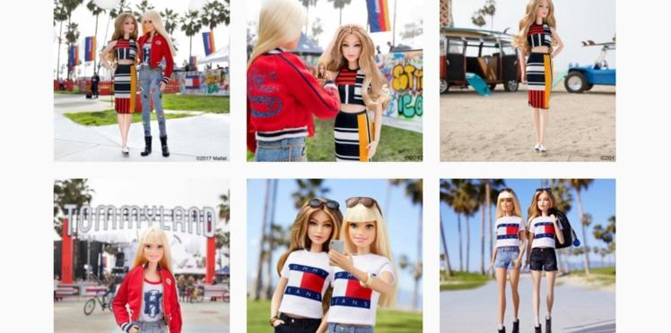 Gigi Hadid a sa propre poupée Barbie