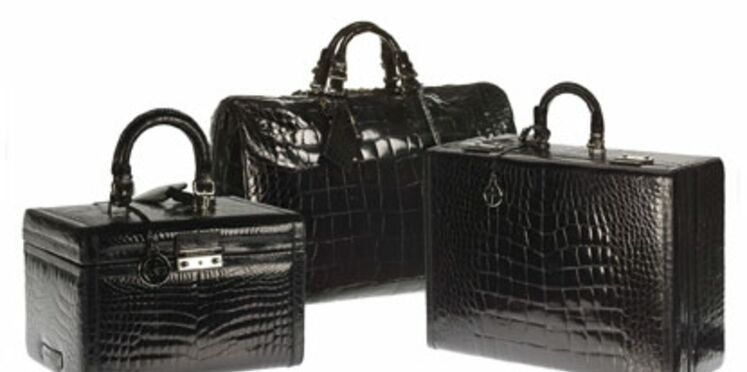 Giorgio Armani lance des bagages de luxe