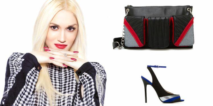 Gwen Stefani signe une 2ème collection d'accessoires pour Justfab