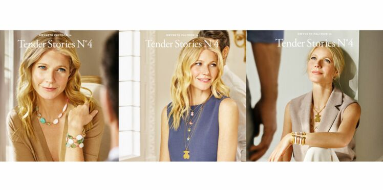 Gwyneth Paltrow incarne le 4ème volet de Tender Stories de Tous Jewelry !