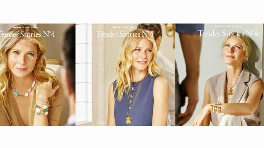 Gwyneth Paltrow incarne le 4ème volet de Tender Stories de Tous Jewelry !