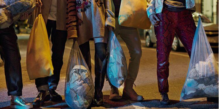 H&M milite pour la collecte de vêtements usagés