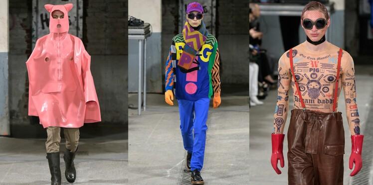 Le hashtag #balancetonporc s'invite sur les podiums de la Fashion Week homme