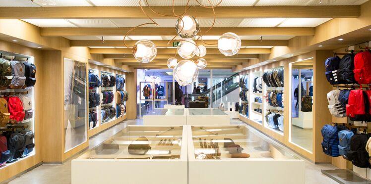 Herschel Supply ouvre sa première boutique à Paris