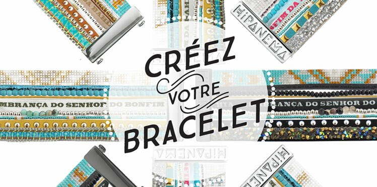 Hipanema lance son Bracelet Lab