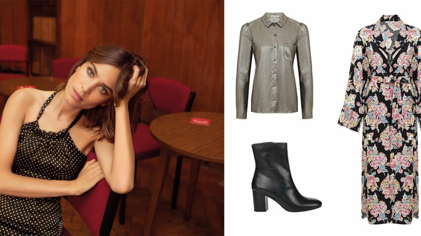Hiver Archive : la nouvelle collection Alexa Chung x Marks & Spencer