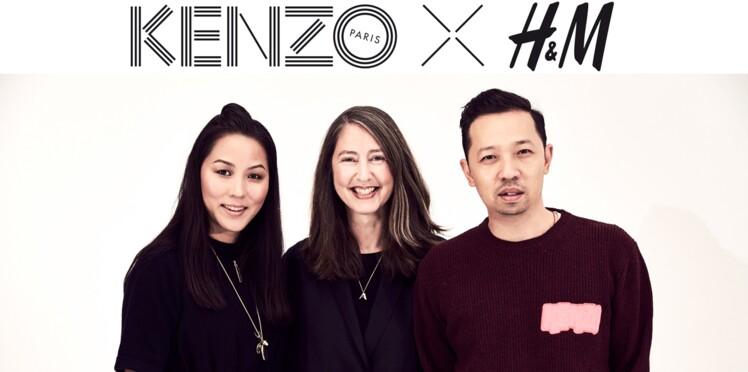 Spotted ! La nouvelle collaboration H&M avec Kenzo