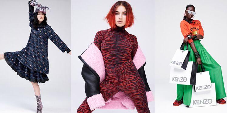 KENZO x H&M : toute la collection enfin dévoilée !