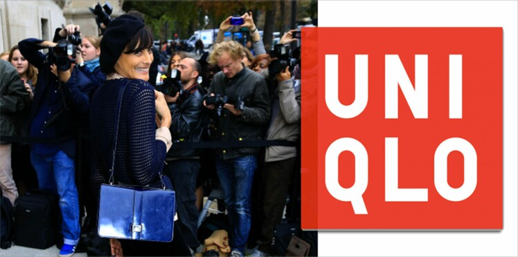 Buzz : Inès de la Fressange pour Uniqlo