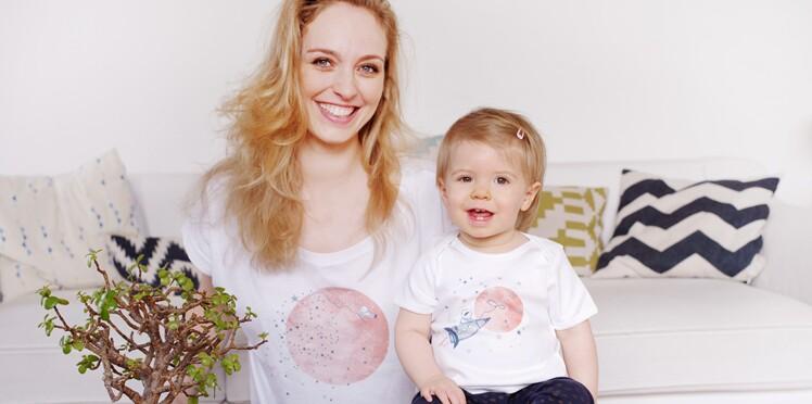 Inséparables : des coffrets mode pour maman et bébé