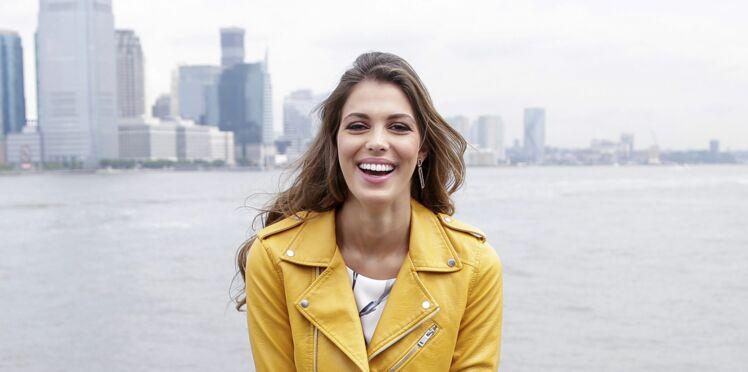 Photo-Iris Mittenaere : la robe ultra sexy de la Miss Univers affole la toile !