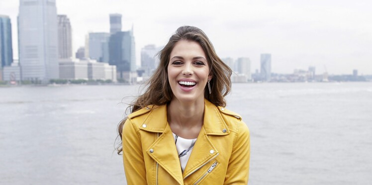 Photo-Iris Mittenaere : la robe ultra sexy de la Miss Univers affole la toile !