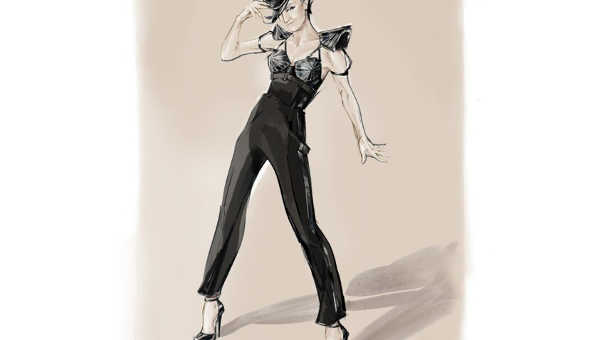 """Jean Paul Gaultier habillera Florence Foresti pour sa """"Party Bercy"""""""