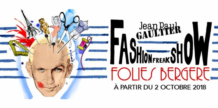 Jean-Paul Gaultier prépare un show déluré pour les Folies Bergères