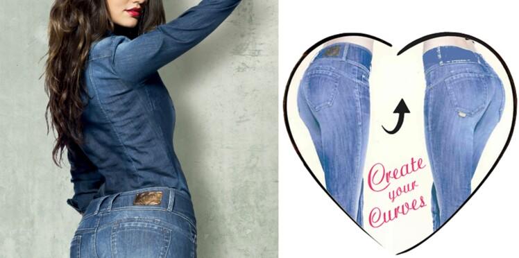 Les jeans morpho de Salsa : créateur de courbes !