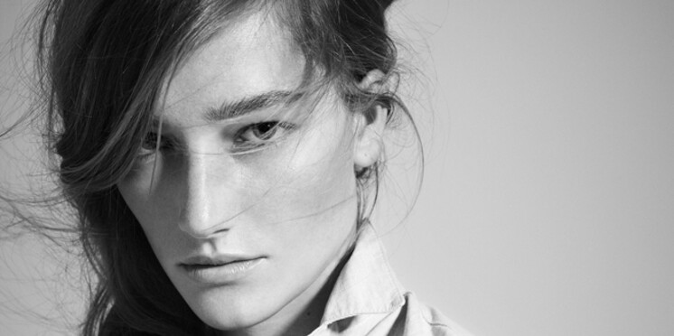 Joséphine Le Tutour, finaliste du concours Elite Model Look