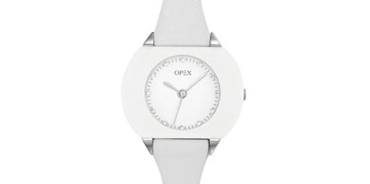 Jouez la star avec les montres Opex