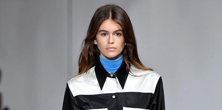 Kaia Gerber : la fille de Cindy Crawford bientôt élue mannequin de l'année ?