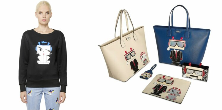 Karl Lagerfeld lance sa collection capsule Karl Robot