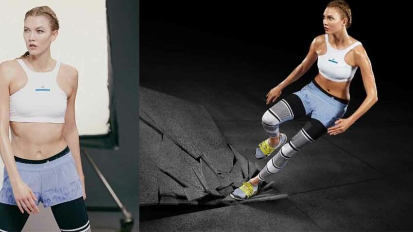 Karlie Kloss, égérie sportive pour Adidas : Femme Actuelle ...