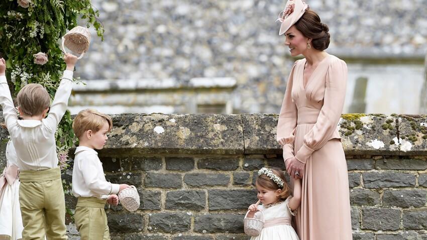 Kate Middleton, invitée parfaite en Alexander McQueen au mariage de sa sœur Pippa