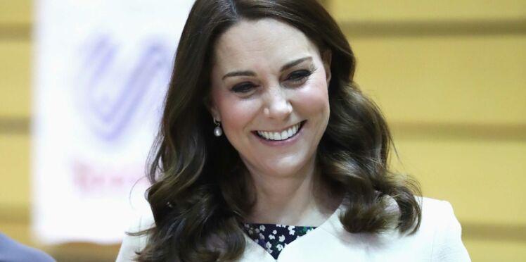 Kate Middleton : sa robe Zara à 49,95 € affole la Grande-Bretagne