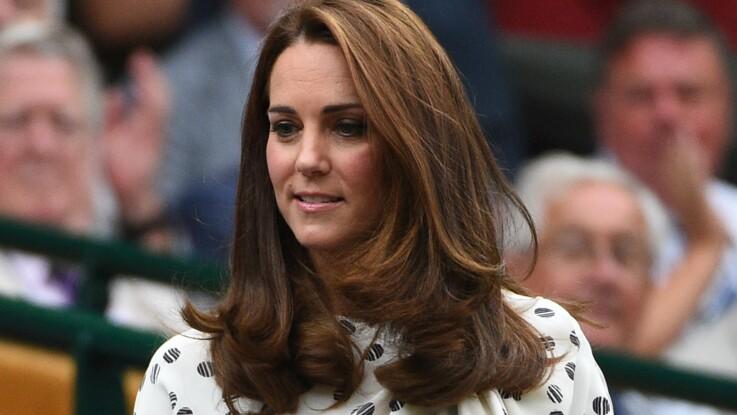 Kate Middleton, radieuse et stylée à Wimbledon avec une it pièce de l'été !