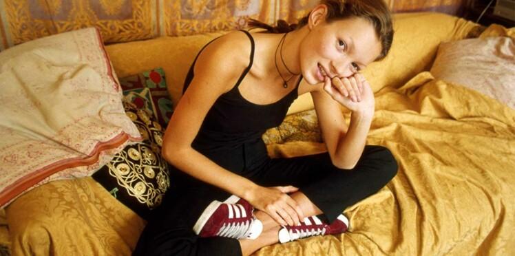 Kate Moss va-t-elle relancer la Gazelle d'Adidas ?