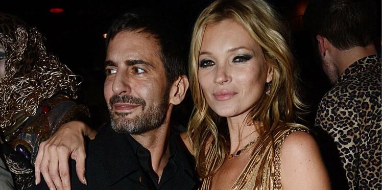 Kate Moss, Marc Jacobs et Alexander Mc Queen, héros d'une future série télé