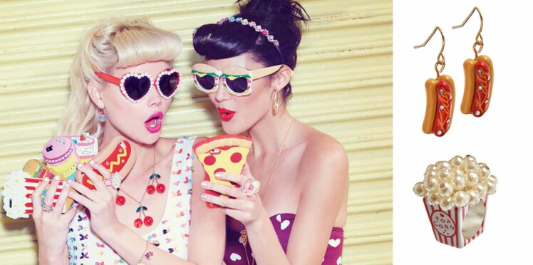 Katy Perry sort une collection gourmande chez Claire's !