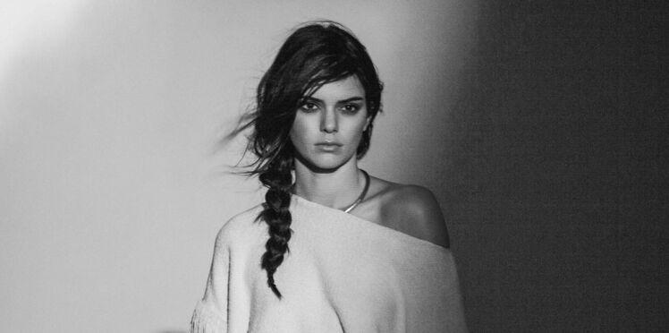 Kendall Jenner, nouvelle égérie Mango