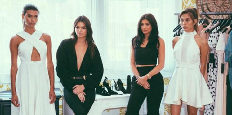 Kendall + Kylie : la marque des sœurs Jenner se confirme