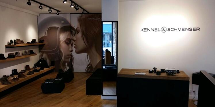 Kennel & Schmenger ouvre son premier concept store parisien !
