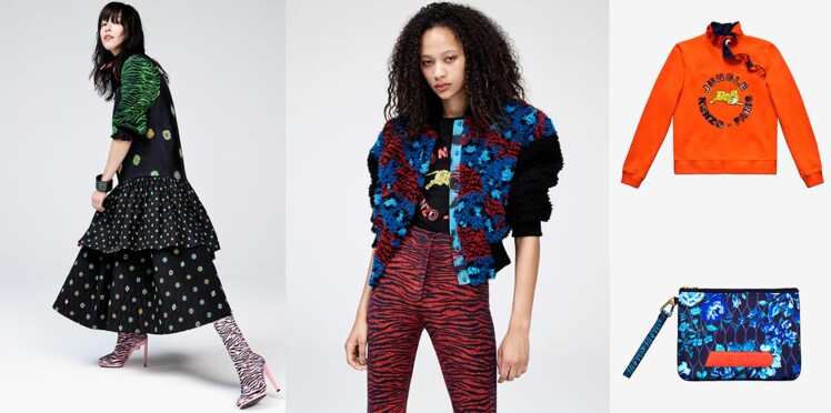 Collection Kenzo by H&M : 5 conseils pour faire son shopping