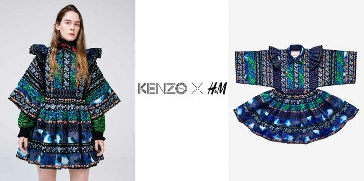 Kenzo x H M   les premiers looks dévoilés !   Femme Actuelle Le MAG 49b416291f6