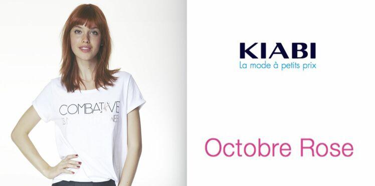 Kiabi se mobilise contre le cancer du sein