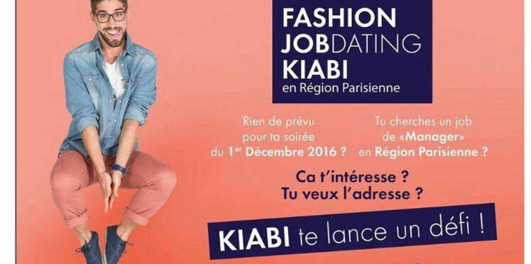 Kiabi : opération « job dating » !