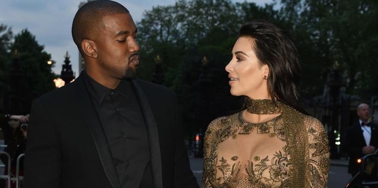 Kim Kardashian et Kanye West lancent une collection enfant