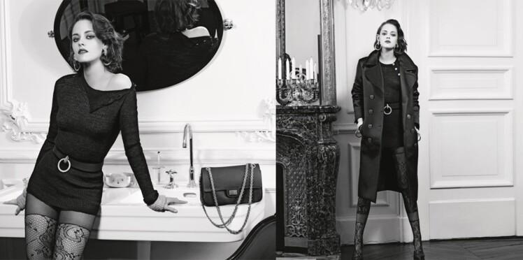 Kristen Stewart prend la pose pour la nouvelle campagne Chanel