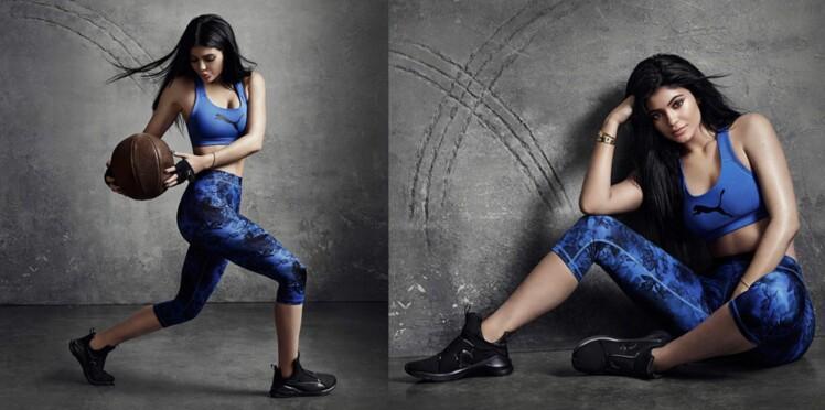 Kylie Jenner, égérie Puma