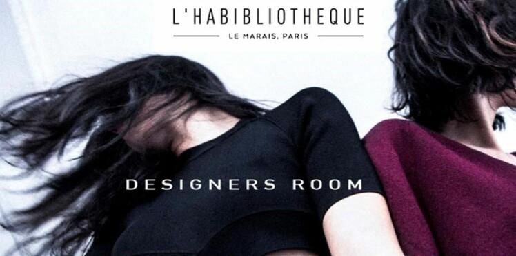 L'Habibliothèque lance sa Designers Room