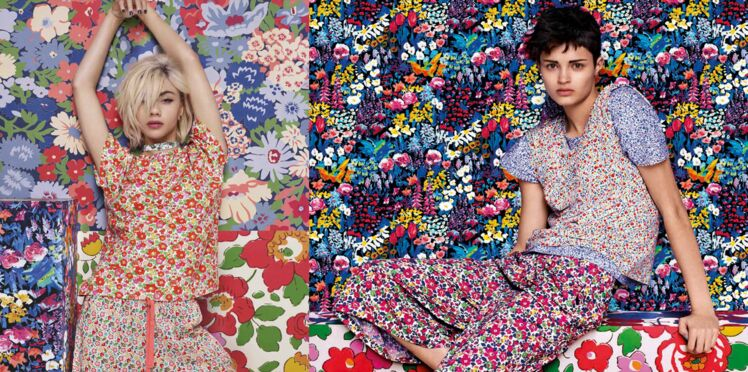 La collection anniversaire Liberty London chez Uniqlo