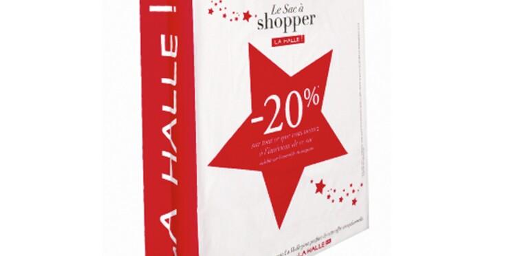 La Halle lance le « sac à shopper »