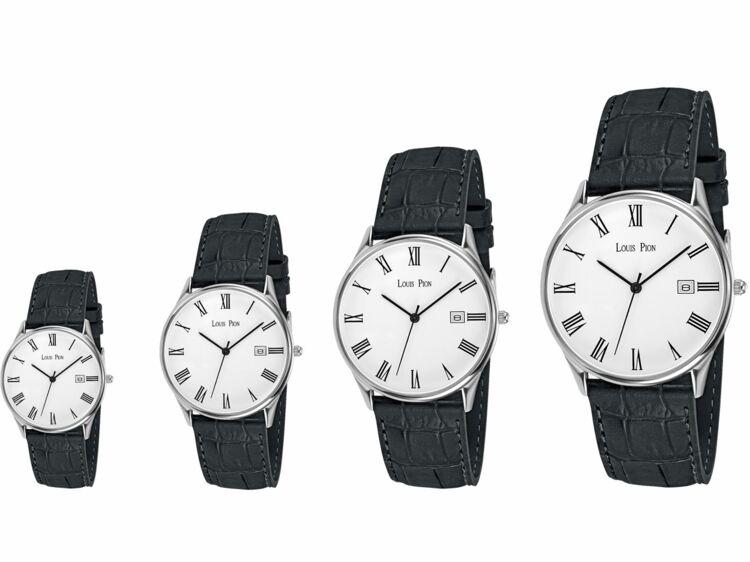 bc4708aee7 La même montre en 4 tailles de Louis Pion : Femme Actuelle Le MAG