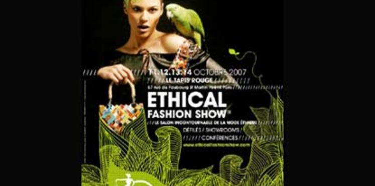 La mode éthique fait son show