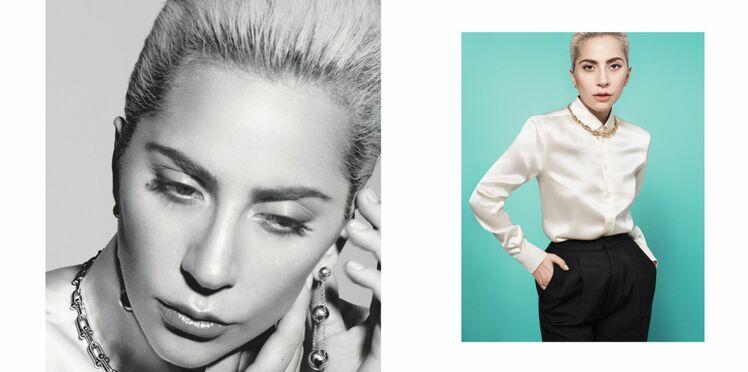 Lady Gaga égérie de la nouvelle campagne Tiffany & Co.
