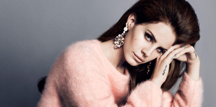 Lana Del Rey, nouveau visage H&M